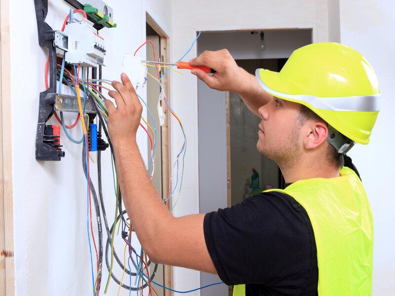 Installation électrique à domicile