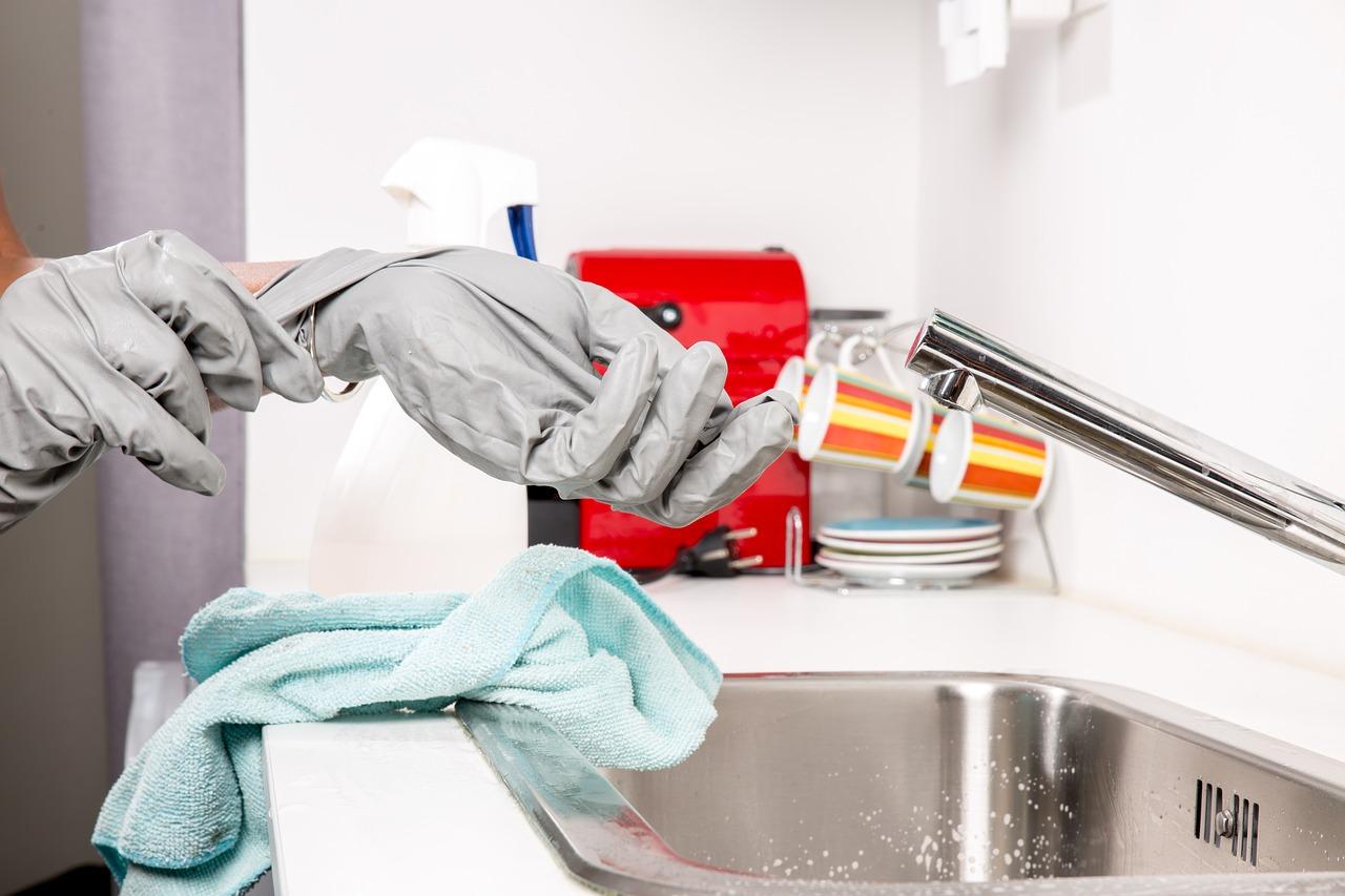Faire du nettoyage industriel